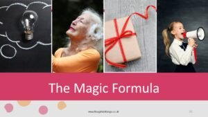 Magic Formula to attract private clients