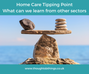 Tipping point - what can we learn